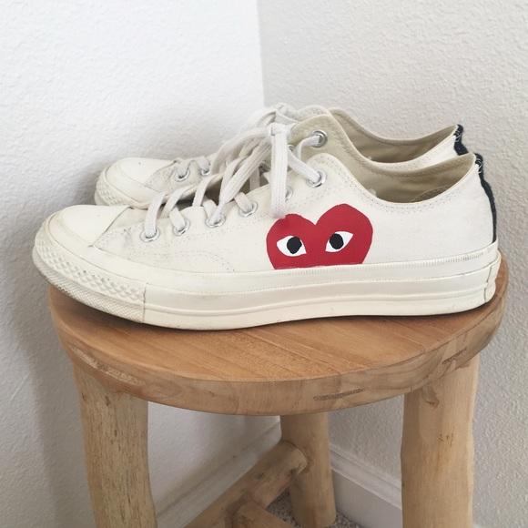 dd35e97b1790 Comme des Garcons Shoes - Comme des Garçons x Converse